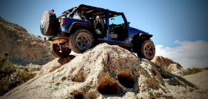 Chimney Rock Trail with Tucson Jeeps