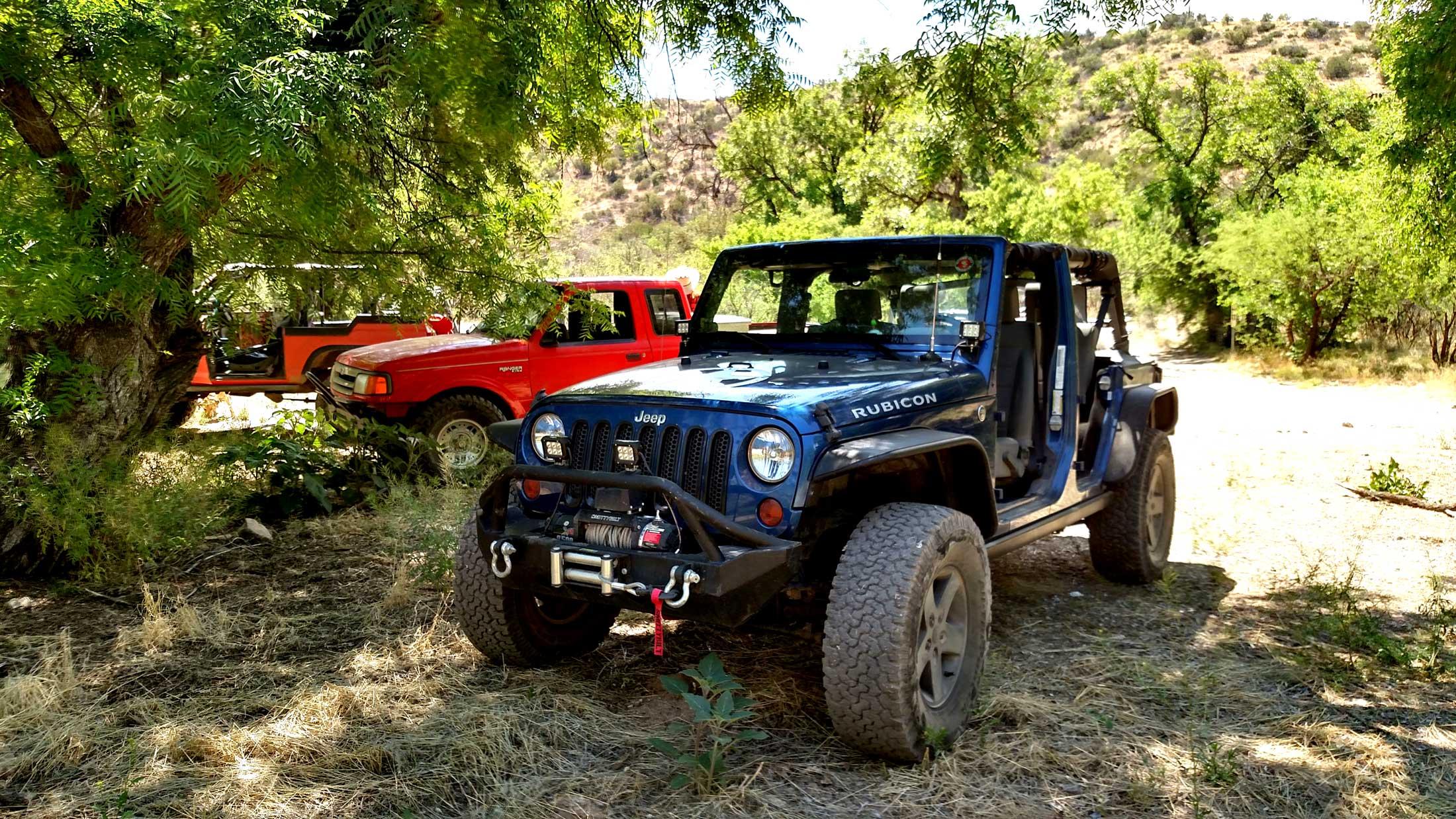 Trail Break & Photo Opp