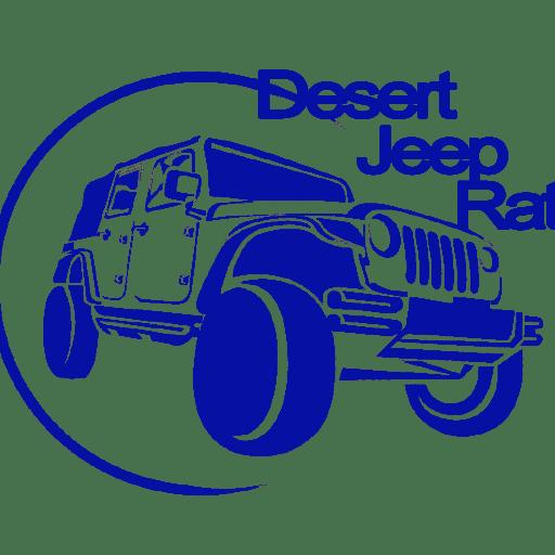 Desert Jeep Rat