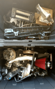 Jeep Upgrade Parts Graveyard