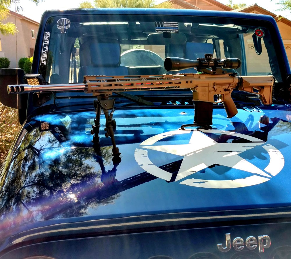 308 rifle