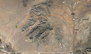 Tortolitas Trail Run – Off-Road Tucson