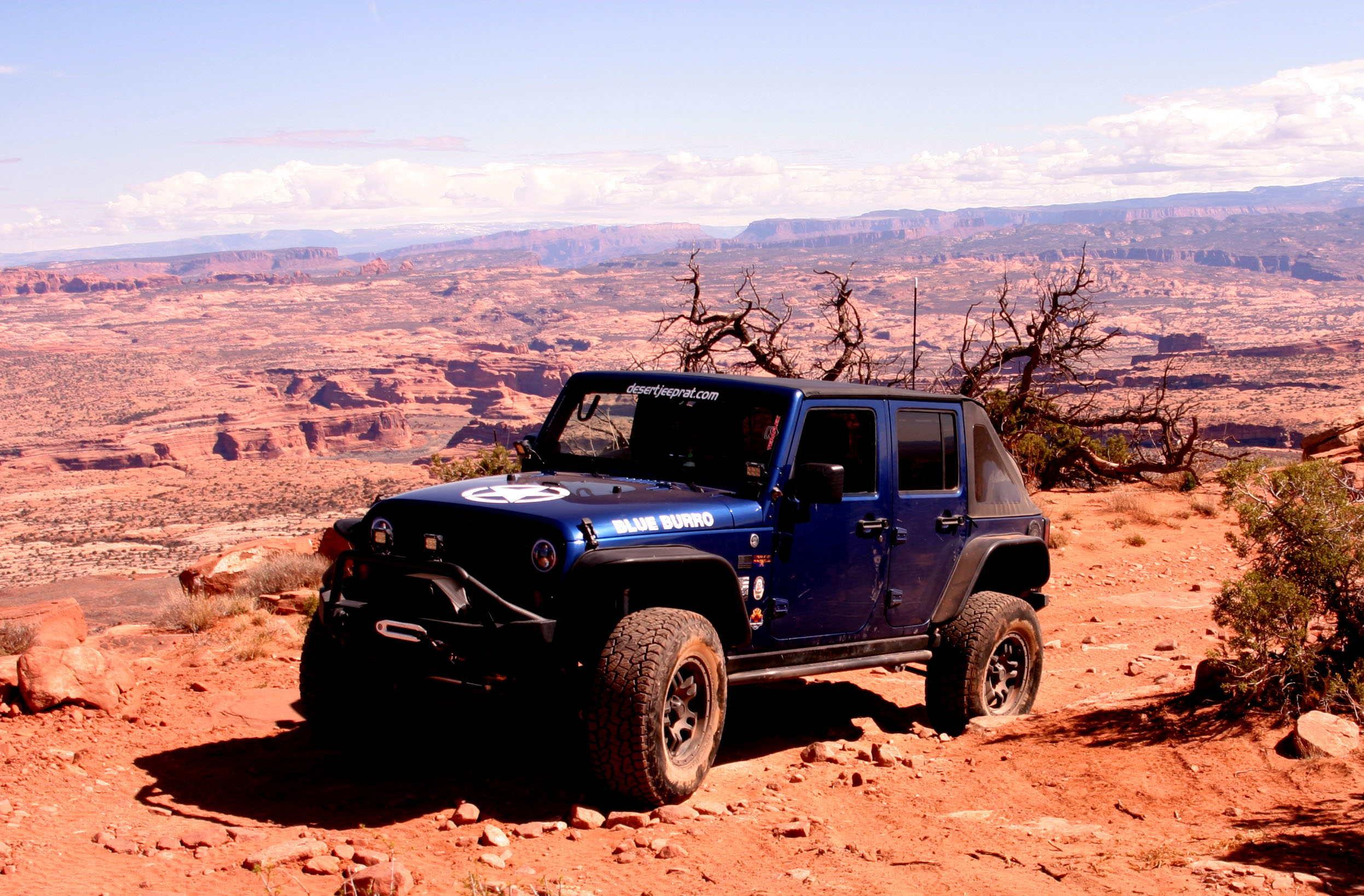 Metal Masher Moab Utah