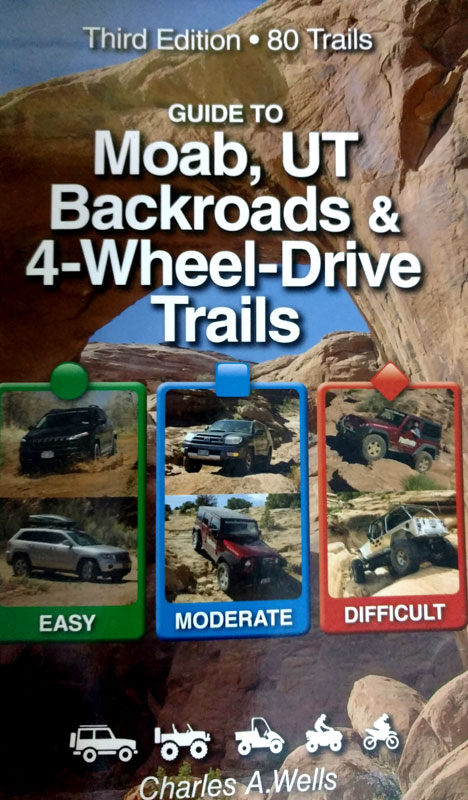Moab, UT Backroads & 4-Wheel-Drive Trails