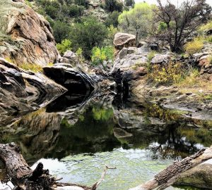 Chimney Rock Trail Ride – Tanque Verde