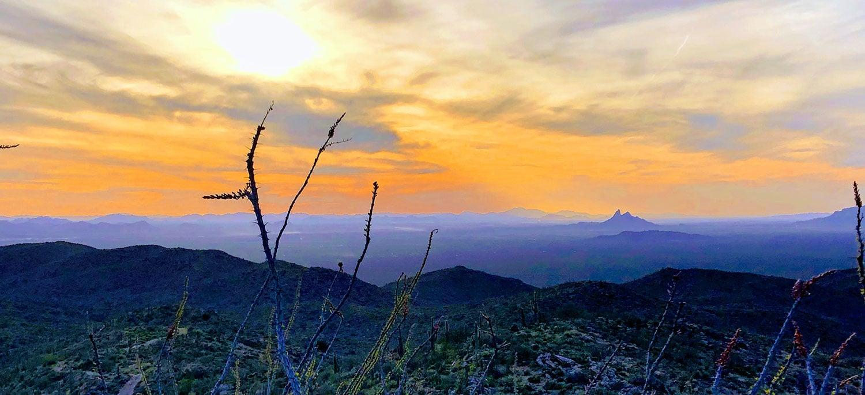 Tortillita Pass Trail Ride 4-3-2019