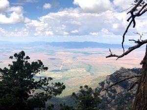 Mount Graham Arizona