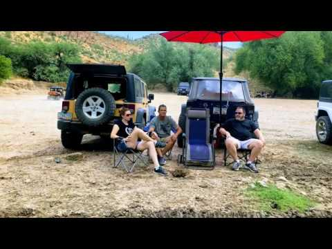 Gila River Loop with Davis Monthan Jeepers