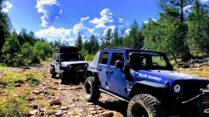 Mogollon Rim Camping Trip & Pyeatt Draw Trail Ride